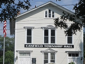 Canfield Township Hall - About Us